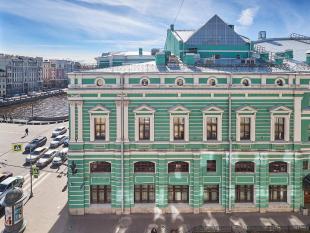 Отель Друзья на Фонтанке Санкт-Петербург