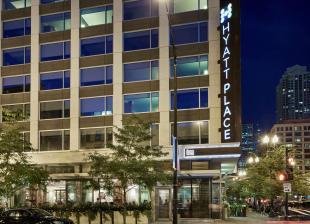 Отель Hyatt Place Chicago River North Чикаго