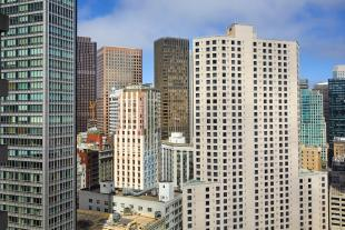 Отель San Francisco Marriott Marquis Union Square Сан-Франциско