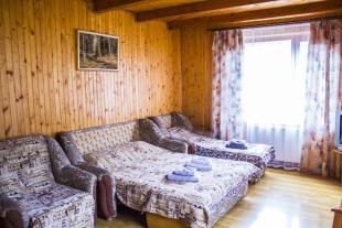 Гостевой дом Kryvorizka Palanka Микуличин