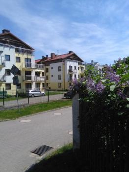 pokoje Kąty Rybackie ul. Rybacka 105A