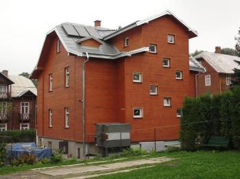 pokoje Iwonicz-Zdrój Aleja Słoneczna 40