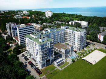 pokoje Kołobrzeg Kościuszki 16 Apartament 553
