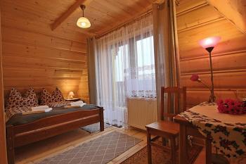 pokoje Brzegi Wierchowa 38