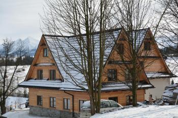 pokoje Bukowina Tatrzańska ul. Wierch Spiski 20