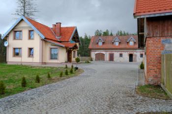 pokoje Olsztynek Drwęck 28