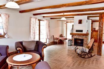 pokoje Sosnówka 42 Liczyrzepy