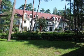 pokoje Pogorzelica Leśników 1
