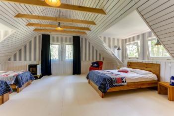 pokoje Kretowiny Wyspa Brzozowa