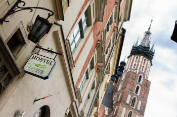 pokoje Kraków ul. Floriańska 5