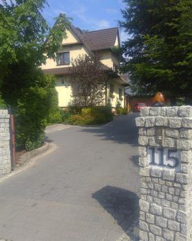 pokoje Szaflary 115 Augustyna Suskiego