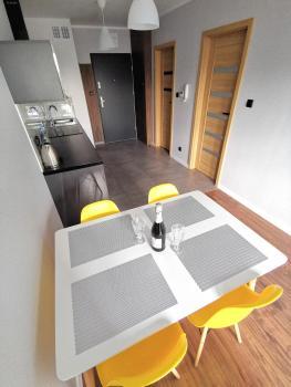 pokoje Oświęcim Cyprysowa 5 Apartament 24