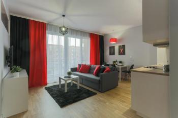 pokoje Gdańsk 10 Długa Grobla Apartment 71A