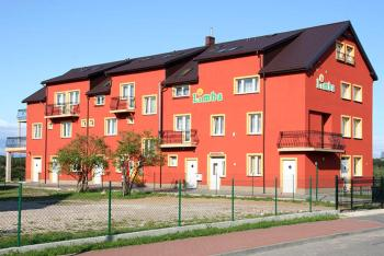 pokoje Łeba ul. Grabskiego 35