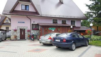 pokoje Bukowina Tatrzańska 10A Wierch Spiski