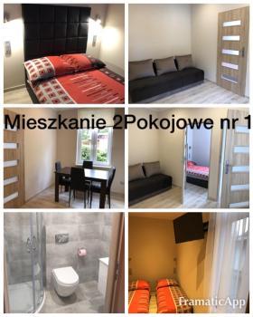 pokoje Darłówko 12 Słowiańska