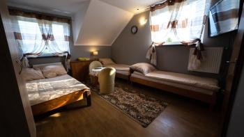 pokoje Gołdap Bagienna 6
