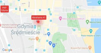 pokoje Gdynia Antoniego Abrahama 41