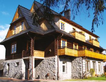 pokoje Bukowina Tatrzańska Lesna 12