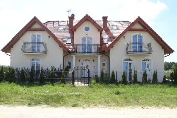 pokoje Łeba ul Polanki 11-13