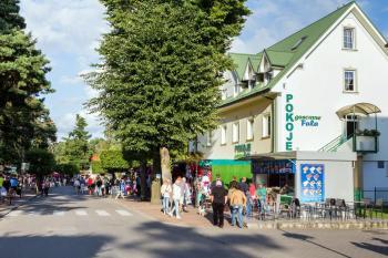 pokoje Pobierowo ul. Grunwaldzka 40