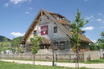pokoje Niedzica-Zamek os. Polana Sosny 5
