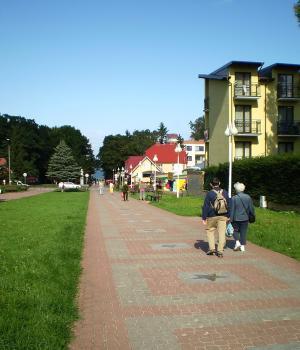 pokoje Władysławowo Spokojna 26