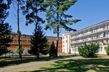 pokoje Mrzeżyno Kolobrzeska 32