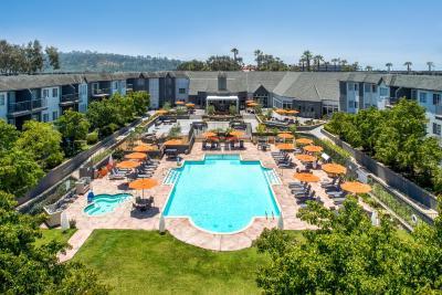 Hilton San Diego/Del Mar(Hilton San Diego/Del Mar (圣地亚哥/德尔马希尔顿酒店))