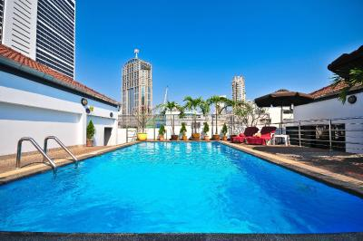 Admiral Suites Bangkok by Compass Hospitality(Admiral Suites Bangkok (曼谷大将军套房酒店))