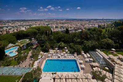 Rome Cavalieri, Waldorf Astoria Hotels and Resorts(Rome Cavalieri, Waldorf Astoria Hotels and Resorts (罗马卡瓦利瑞华尔道夫阿斯多利亚度假酒店))