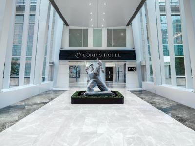 Cordis Hong Kong at Langham Place(香港旺角朗豪酒店)