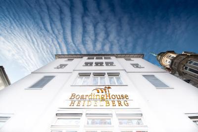 Boarding House Heidelberg(Boarding House Heidelberg (海德尔堡寄宿酒店))