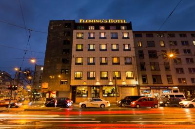 Fleming's Hotel Frankfurt-Messe(Fleming's Hotel Frankfurt-Messe (弗兰克福特-梅斯弗莱明酒店))