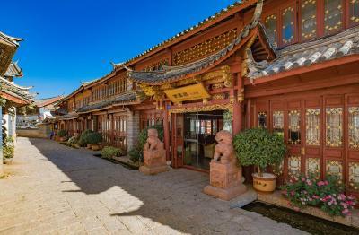 Lijiang Manxin Hotel & Resorts Dayan(丽江亿邦酒店)