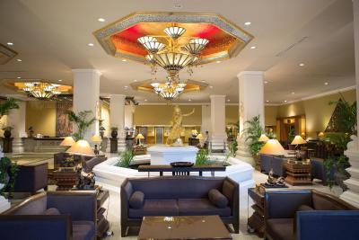 Chiangmai Plaza Hotel Convention & Spa(Chiangmai Plaza Hotel Convention & Spa (清迈广场温泉酒店与会议中心))