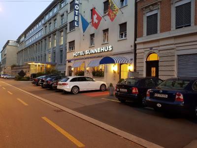 Hotel Sunnehus(Sunnehus (桑内霍斯酒店))