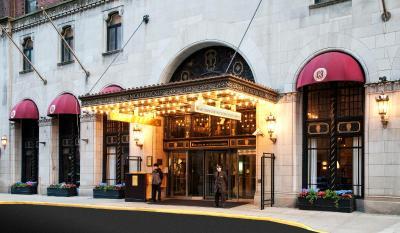 Millennium Knickerbocker Hotel(Millennium Knickerbocker Hotel (千禧纽约人酒店))