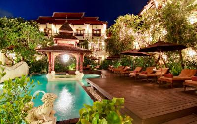 Puripunn Baby Grand Boutique Hotel(Puripunn Baby Grand Boutique Hotel (普瑞普精致型酒店))