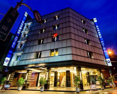 Kao Yuan Hotel - Zhong Shan(高苑商務旅館中山店)