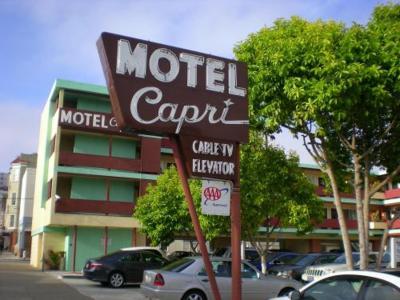 Motel Capri(Motel Capri (卡普里汽车旅馆))
