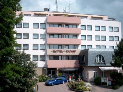 TOP Hotel Post Frankfurt Airport(TOP Hotel Post Frankfurt Airport (拓普酒店弗兰克福特机场后店))