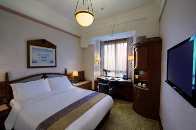 Charterhouse Causeway Bay(铜锣湾利景酒店)