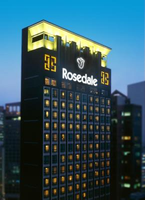 Rosedale Hotel Hong Kong - Formerly Rosedale On The Park(香港珀丽酒店)
