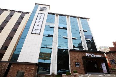 No.25 Hotel Incheon Songdo