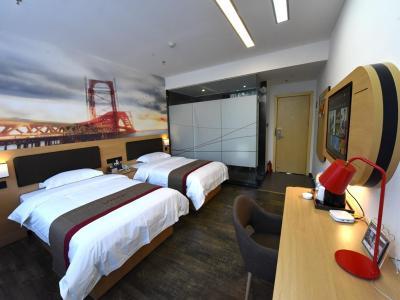 Thank Inn Plus Hotel Guangdong Guangzhou Nansha District Wanda Plaza