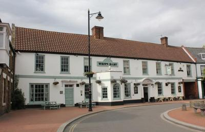 White Hart Bed and Breakfast, Lincolnshire