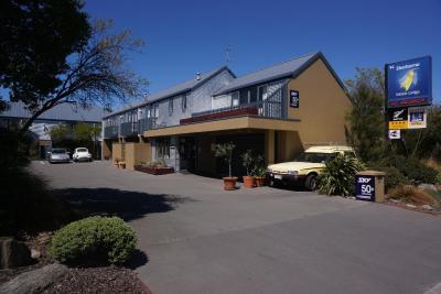 Sherborne Motor Lodge(Sherborne Motor Lodge (谢伯恩汽车旅馆))