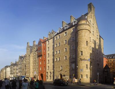 Radisson Blu Hotel, Edinburgh(Radisson Blu Hotel, Edinburgh (雷迪森布鲁爱丁堡酒店))