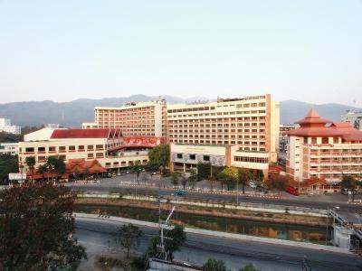 Chiang Mai Phucome Hotel(Chiang Mai Phucome Hotel (清迈普卡酒店))